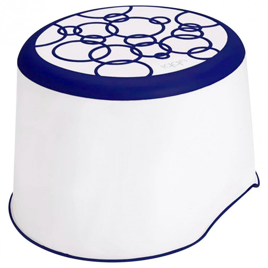 Ubbi Step Stool Navy Potta
