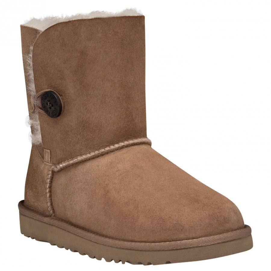 Ugg Bailey Button Chestnut Big Siz Nilkkurit
