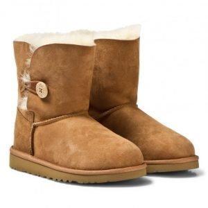 Ugg Bailey Button Chestnut Boots Nilkkurit