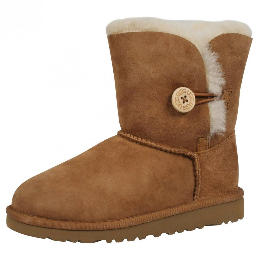 Ugg Bailey Button Chestnut Lt. Button Nilkkurit