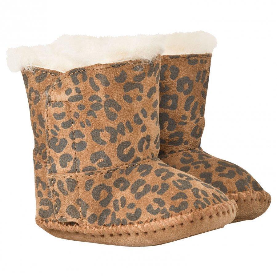 Ugg Cassie Leopard Chestnut Nilkkurit