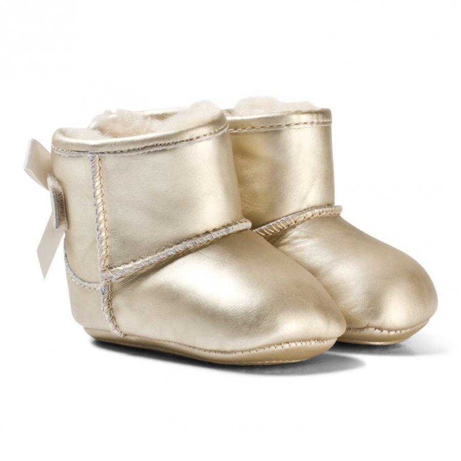Ugg Gold Jesse Bow Ii Metallic Vauvan Tossut
