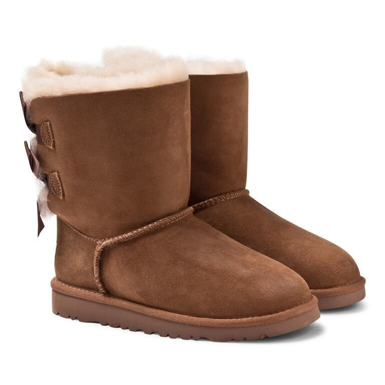 Ugg K Bailey Bow Chestnut Nilkkurit