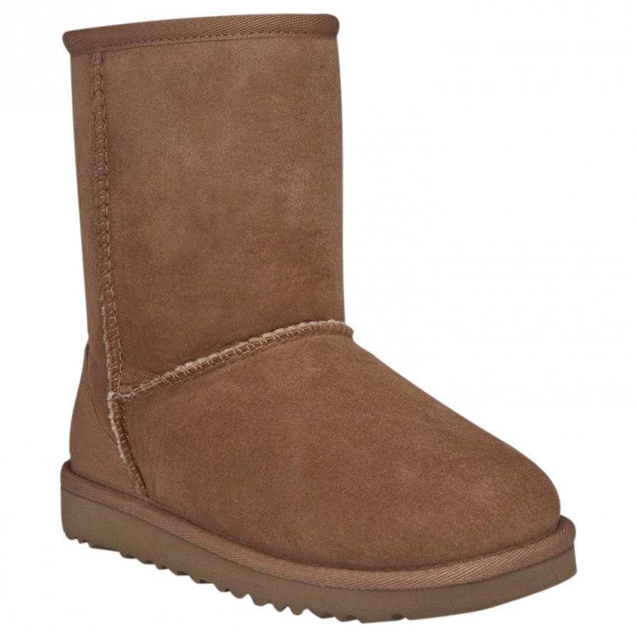 Ugg T Classic Chestnut Short Model Nilkkurit