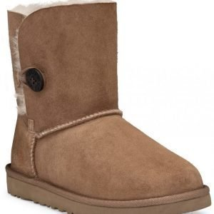Uggs Saappaat Bailey Button Mini Chestnut