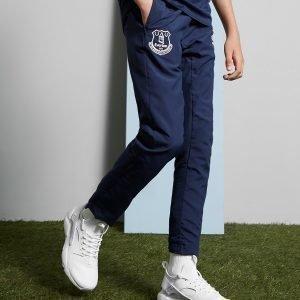 Umbro Everton Fc 2018/19 Woven Pants Sininen