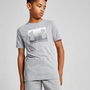 Under Armour Box T-Shirt Harmaa