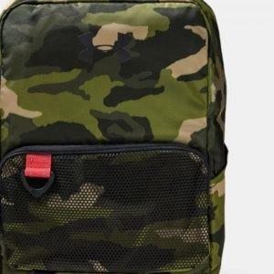 Under Armour Boys Armour Select Backpack Reppu Vihreä
