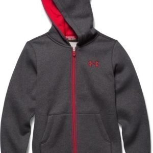 Under Armour Huppari Storm full zip hoody Carbon Heather