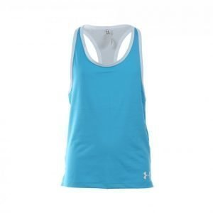 Under Armour Junior Luna Tank Treenitoppi Sininen