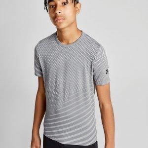 Under Armour Seamless T-Shirt Harmaa