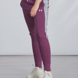 Under Armour Sportstyle Fleece Joggers Housut Violetti