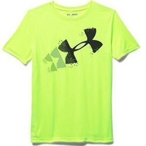 Under Armour T-paita Rising Pixelated logo Green