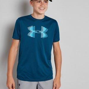Under Armour Tech Logo T-Shirt Teal