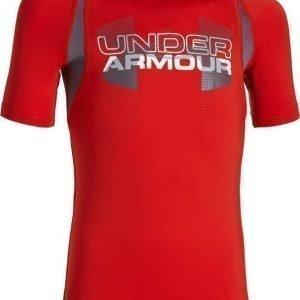 Under Armour Treeni-T-paita Up Digi Red