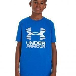 Under Armour Two Tone Logo T-Shirt Sininen