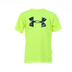 Under Armour Ua Tech Big Logo Ss T-paita Keltainen