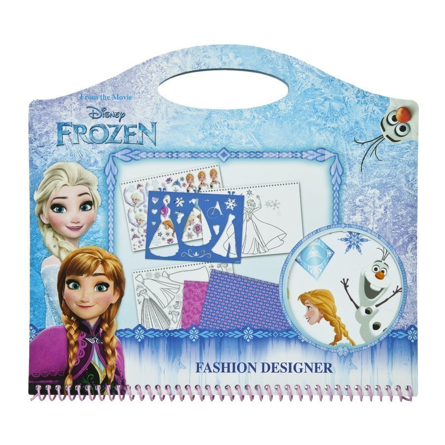 Undercover Fashion Designer Disney Frozen