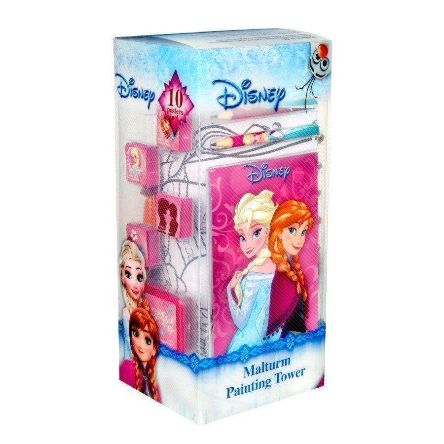 Undercover Piirrustustorni Disney Frozen