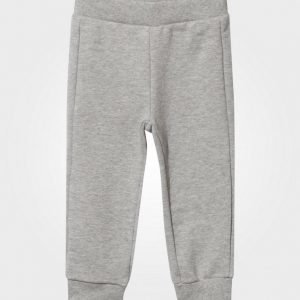 United Colors Of Benetton Basic Jersey Joggers Grey Melange Verryttelyhousut