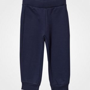 United Colors Of Benetton Basic Jersey Joggers Navy Verryttelyhousut