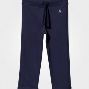 United Colors Of Benetton Basic Sweatpants Navy Verryttelyhousut