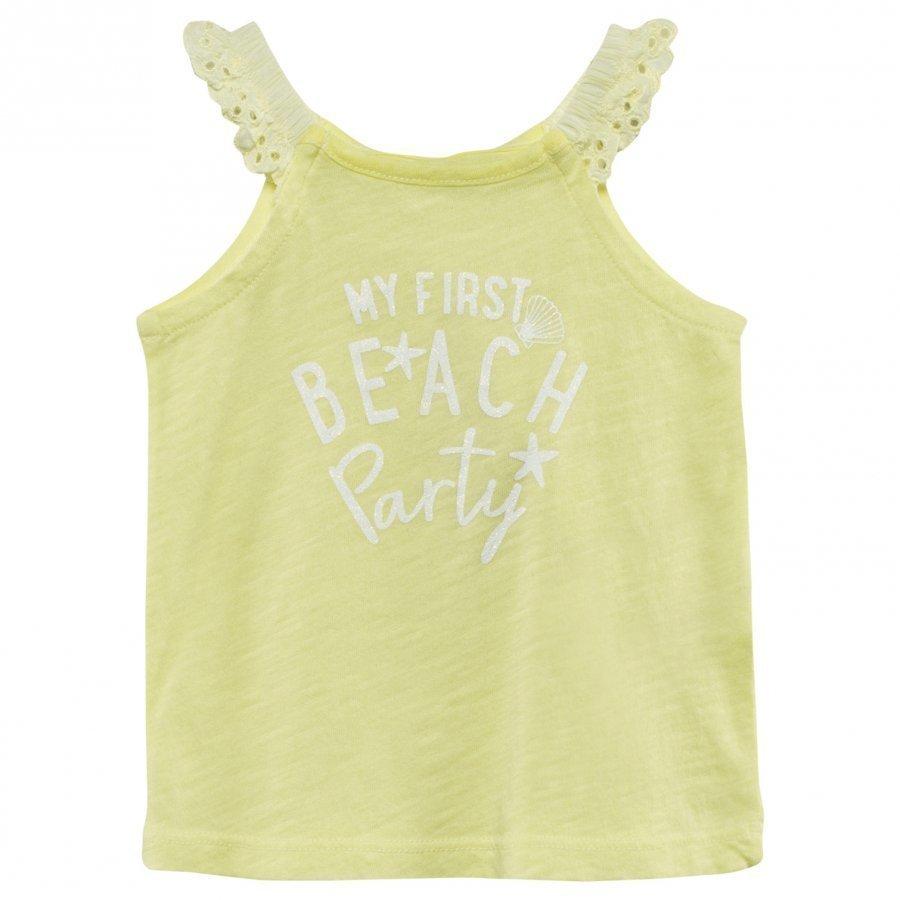 United Colors Of Benetton Beach Party Toppi Keltainen Liivi