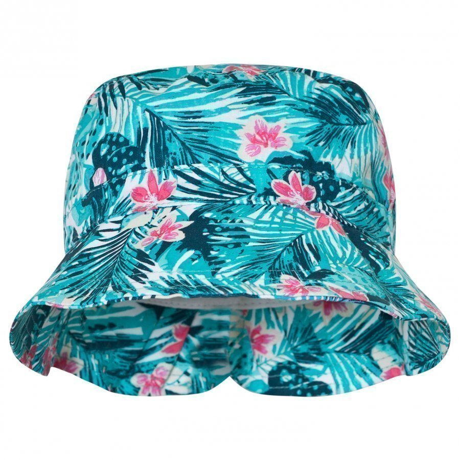 United Colors Of Benetton Leaf Print Sun Hat Aurinkohattu