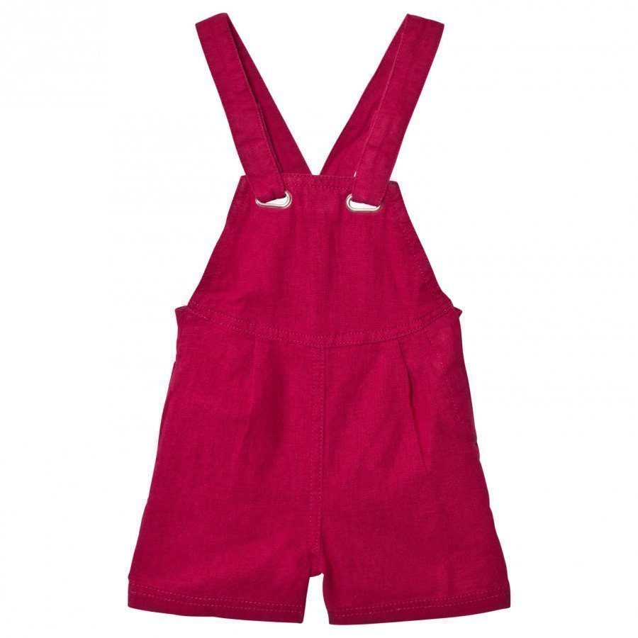 United Colors Of Benetton Overall Cherry Pink Lappuhaalari