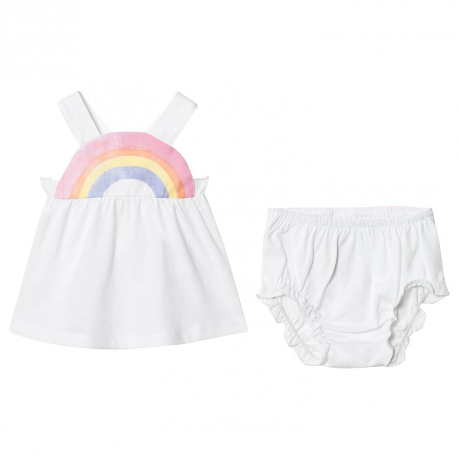 United Colors Of Benetton Strappy Rainbow Top And Pants Set Asusetti