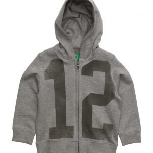 United Colors of Benetton Jacket W/Hood L/S
