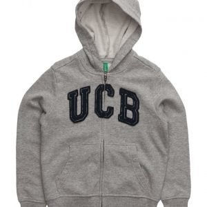 United Colors of Benetton Pullover W/Hood