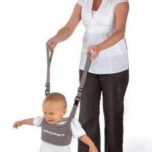 UpSpring Baby Walking Wings Kävelyvaljaat Harmaa