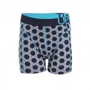 Upfront Mono Hype Underwear Bokserit Tummansininen