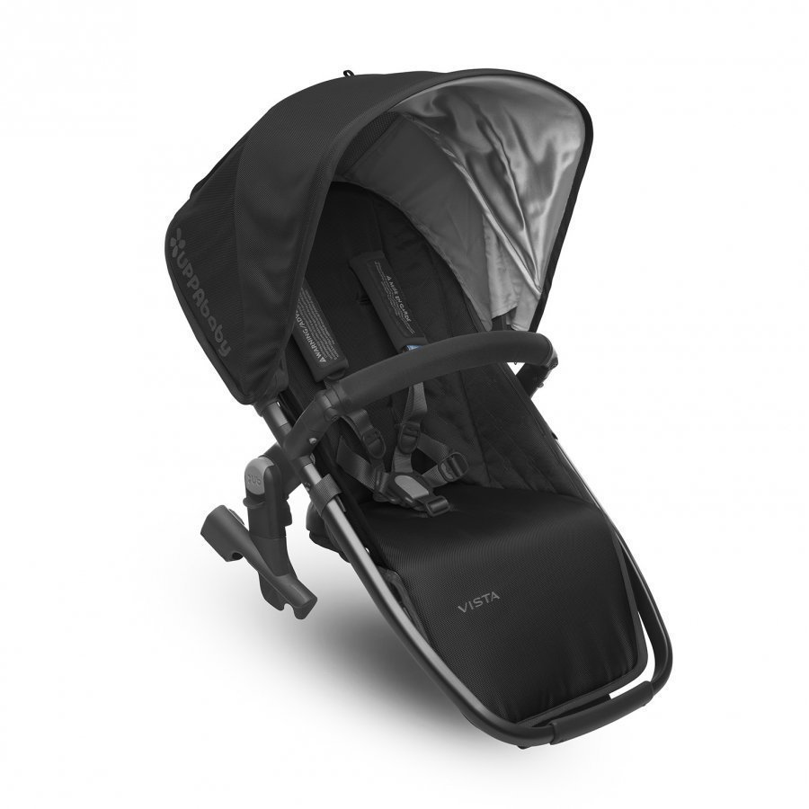 Uppababy Vista Rumbleseat Jake Black Carbon Frame Istuin