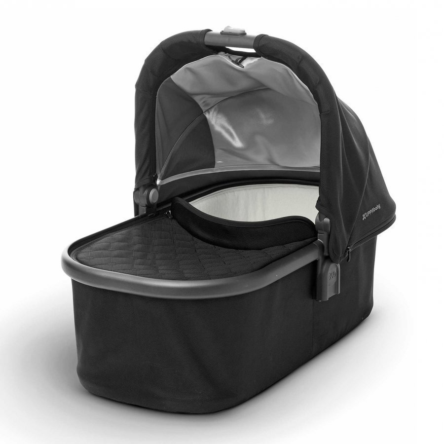 Uppababy Vista/Cruz Carrycot Jake Black Carbon Frame Vaunukoppa
