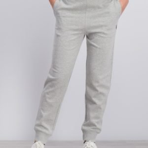 Us Polo Core Fleece Jogger Housut Harmaa