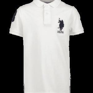 Us Polo Dhm Large Pique Polo Pikeepaita