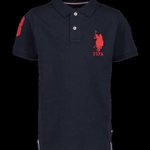 Us Polo Dhm Large Pique Polo Pikeepaita