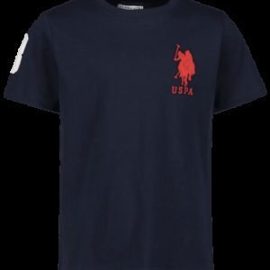 Us Polo Large Dhm T-Shirt T-Paita