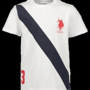 Us Polo Player T-Shirt T-Paita