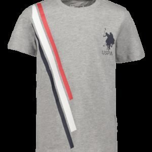 Us Polo Side Stripe T-Shirt T-Paita