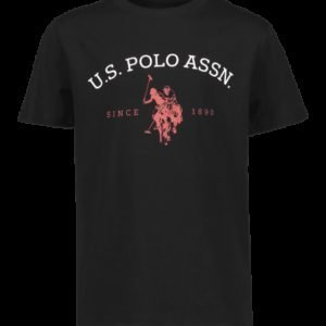 Us Polo Uspa Graphic Tee T-Paita