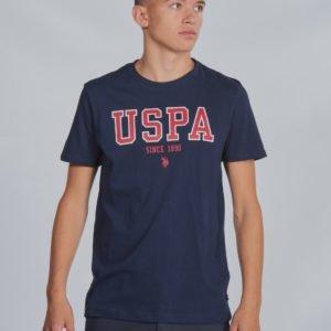 Us Polo Uspa T Shirt Blazer T-Paita Sininen