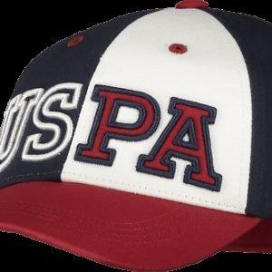 Us Polo Varsity Baseball Cap Lippis