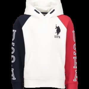 Us Polo Varsity Block Bb Sweat Oth Hood Huppari
