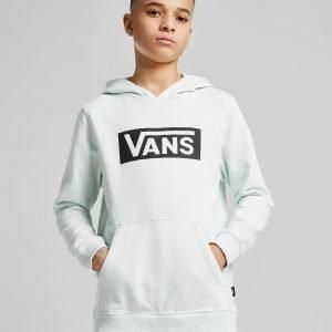 Vans Box Fleece Hoodie Sininen