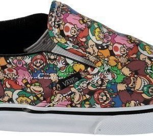 Vans K Cl Slip-On Mario Nintendo tennarit