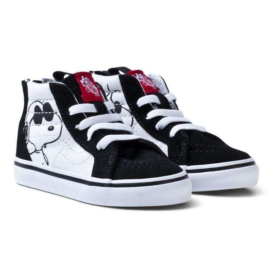 Vans Kids Vans X Peanuts Sk8-Hi Zip Shoes Klassiset Kengät