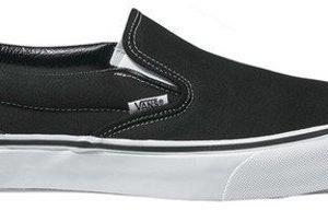Vans Tennarit Black/White